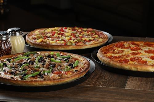 Pizza Party Buffet