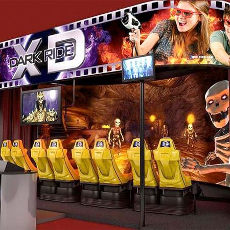 Boondocks - XD Dark Ride 7D