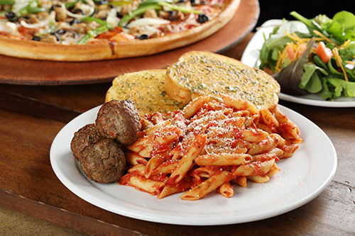 Boondocks - Pizza & Pasta Buffet