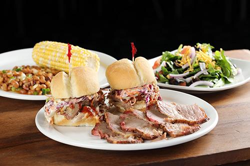 Boondocks - Texas BBQ Buffet