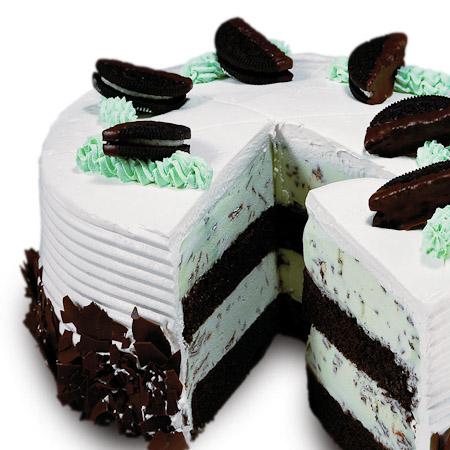 Boondocks - Ice Cream Cake